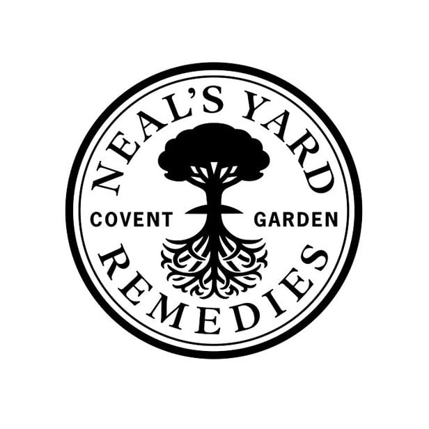 Neal's Yard Remedies logo black and white