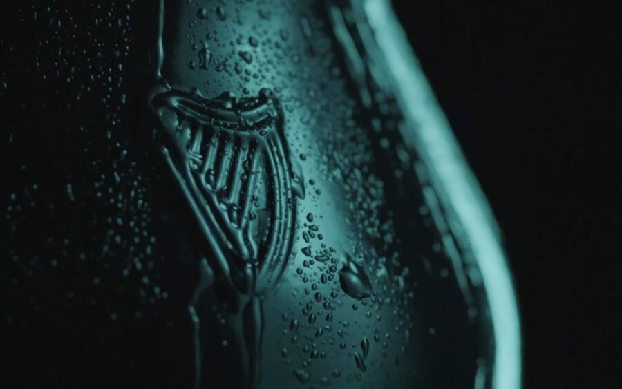 TV Commercial production guinness | made of more