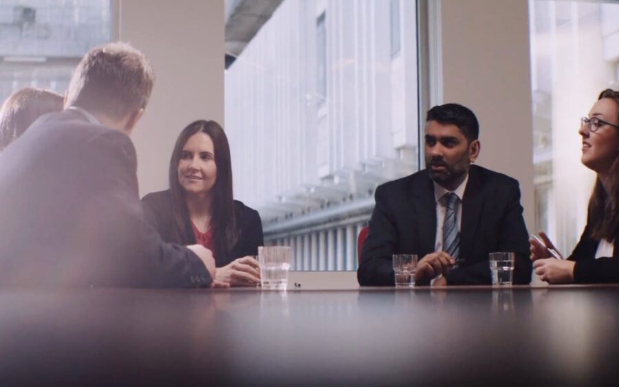 Recruitment films crown prosecution service | can you deliver justice?