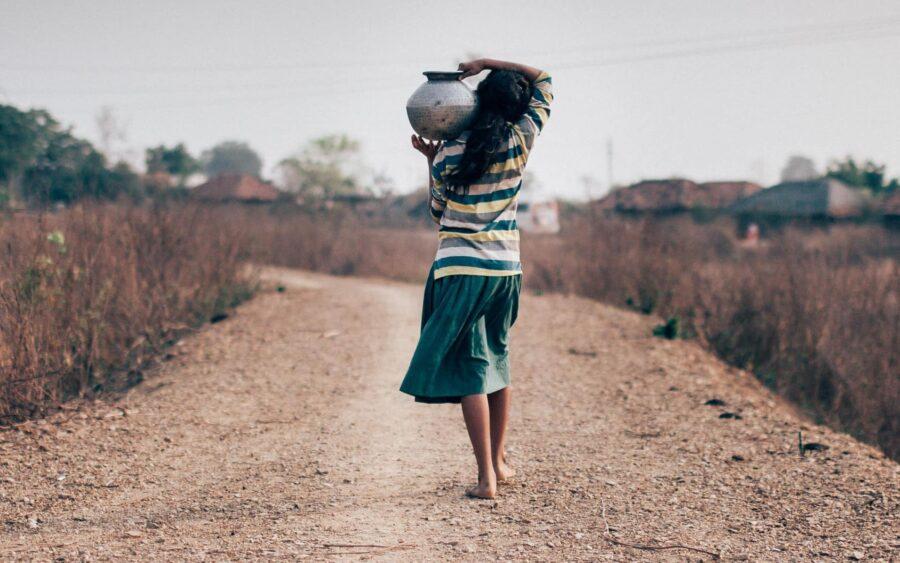 brand film production frank water | sangita's story