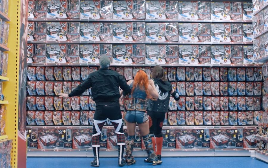 TV Commercial production smyths toys | champions of wwe